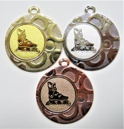 Kolečkové brusle medaile DI4002-149 - zvětšit obrázek