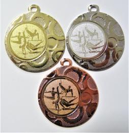 Gymnastika muži medaile DI4002-150 - zvětšit obrázek
