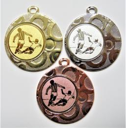 Fotbal medaile DI4002-168 - zvětšit obrázek