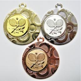 Tenis medaile DI4002-A9 - zvětšit obrázek
