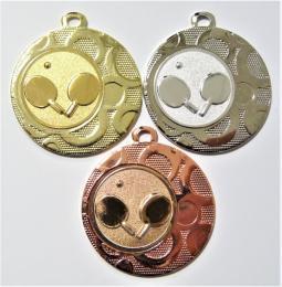 Stolní tenis medaile DI4002-A22 - zvětšit obrázek