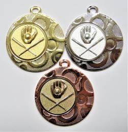 Baseball medaile DI4002-A58 - zvětšit obrázek