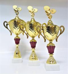Stolní tenis poháry X40-P416.01 - zvětšit obrázek
