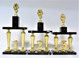 Judo trofeje X45-P409 - zvětšit obrázek