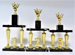Bowling trofeje X45-P417 - zvětšit obrázek
