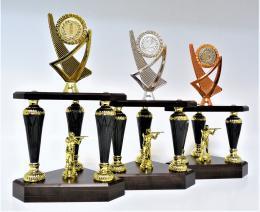 Puška trofeje X49-F49 - zvětšit obrázek
