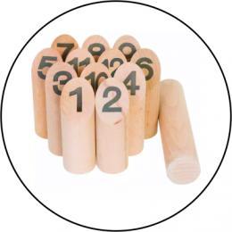 Finská kolíková hra MAXI logo L2č.233 - zvětšit obrázek
