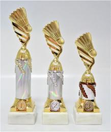 Badminton trofeje 15-P434.01 - zvětšit obrázek