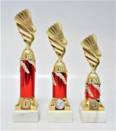 Badminton trofeje 17-P434.01 - zvětšit obrázek