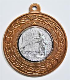 """Rybáři medaile """"ZA ÚČAST"""" D17A-A80-bronz - zvětšit obrázek"""