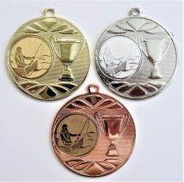 Rybář loďka medaile DI5003-60 - zvětšit obrázek