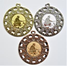 Rybář břeh medaile ME.097-59 - zvětšit obrázek