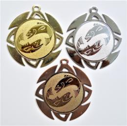 Ryby medaile ME.099-61 - zvětšit obrázek